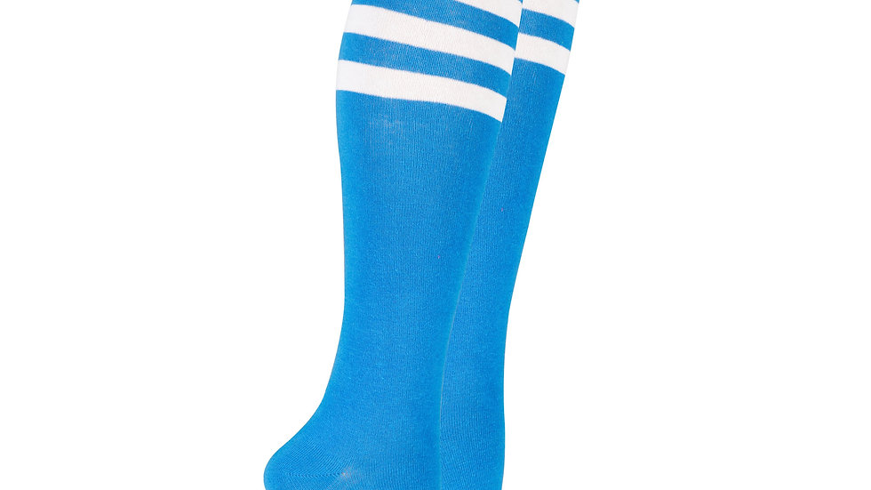 Sexy Snorkel Stripe Knee High Socks