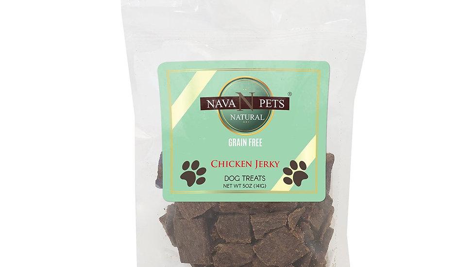 Chicken Grain-Free Jerky Treats 5OZ