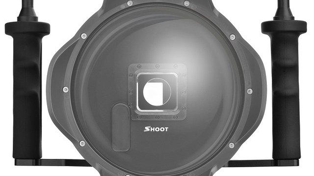 Aluminum Alloy Handheld Stabilizer for GoPro Hero