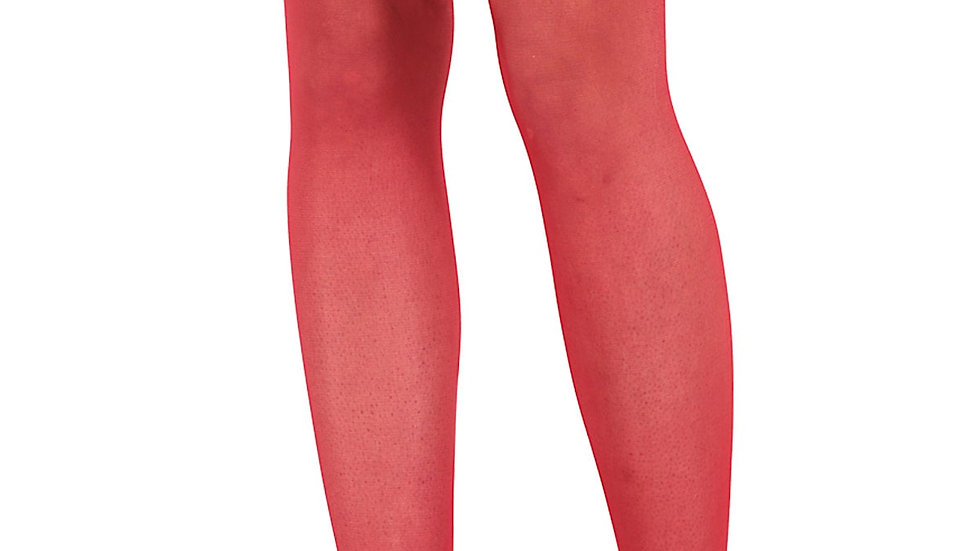 Mite Love Garter Stocking Bridal Lace Red