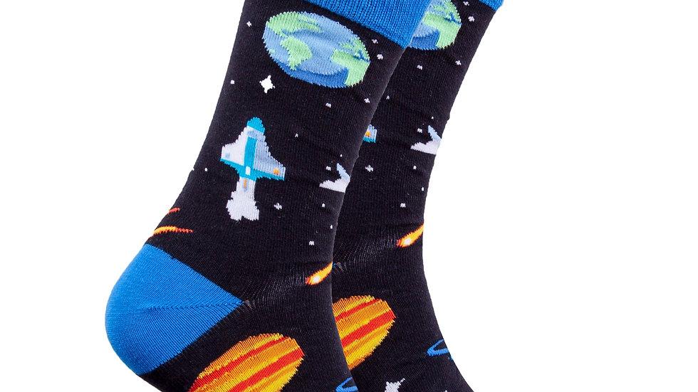 Sexy Space Socks