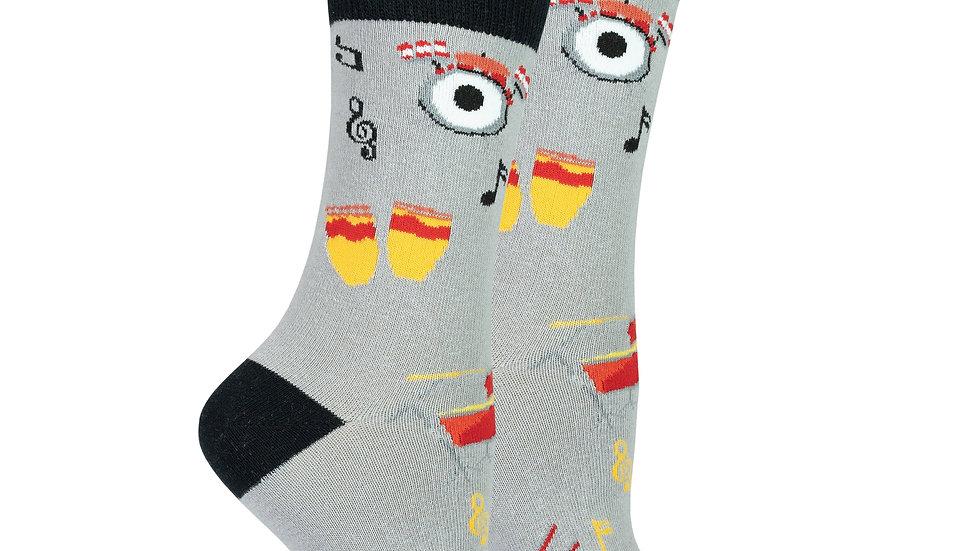 Women's Drums Socks