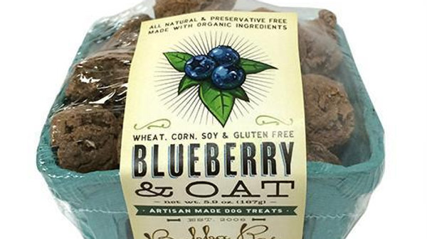 Blueberry & Oat Fruit Crate Box