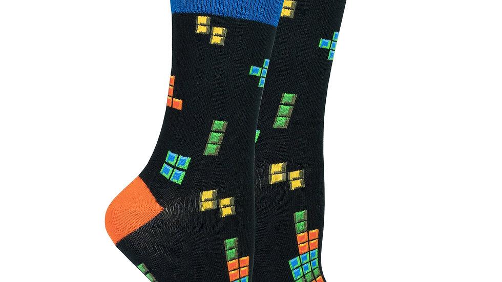 Women's Blocks Socks