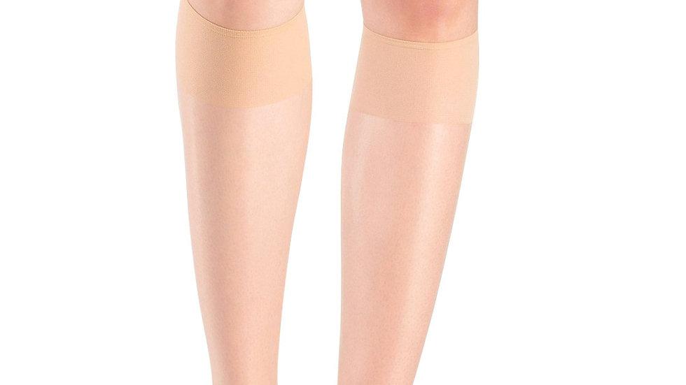 Super Thin 15 Denier Trouser Socks Sahara
