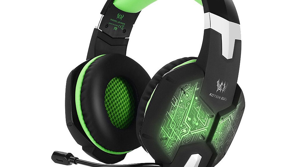KOTION EACH 3.5mm Gaming Bass Stereo Headset