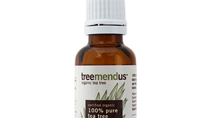 Organic Tea Tree Essential Oil (Melaleuca Alternifolia) 10ml