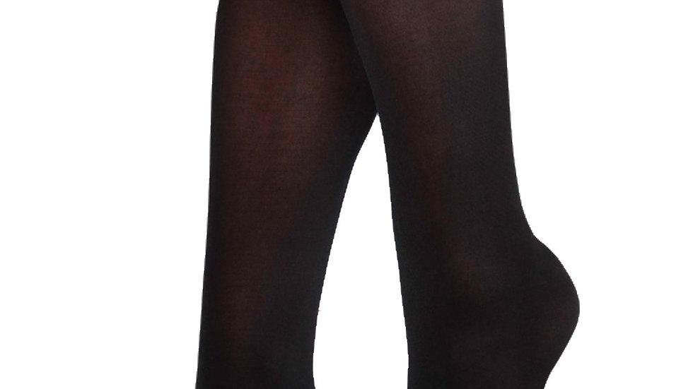 Skinless Micro 70 Knee Socks Black