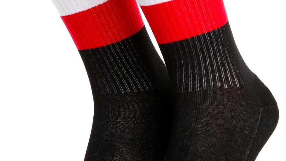 ITALY flag socks for men and women