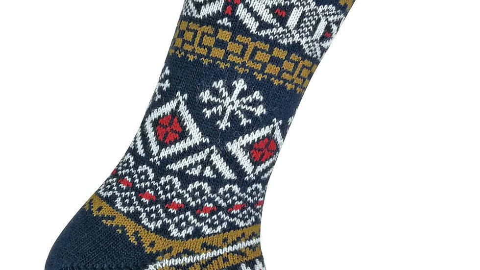 THMO - Mens Vintage Thermal Wool Blend Socks