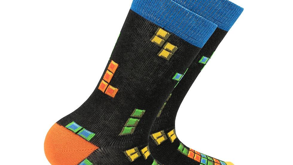 Petit TETRIS  Socks
