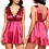 Thumbnail: Sexy lingerie explosions candy color pajamas