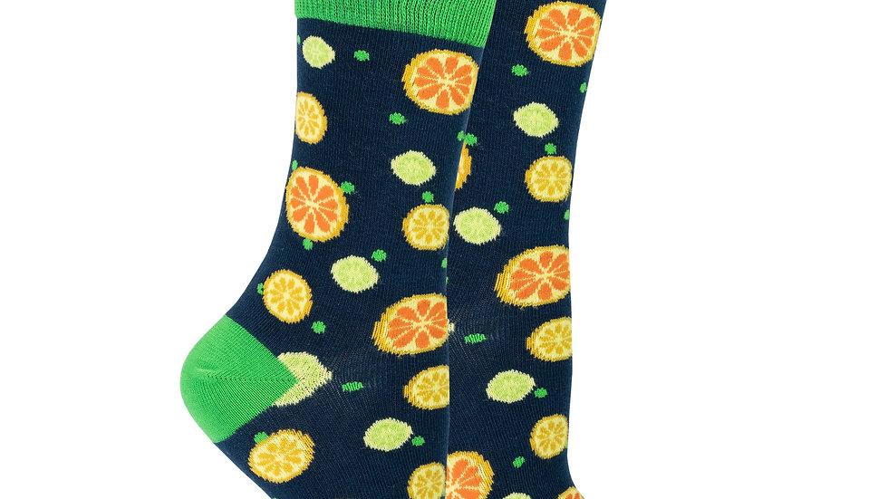 Women's Citrus Socks