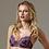 Thumbnail: Lavinia Plumy Floral Lace Plunge Push-Up Bra