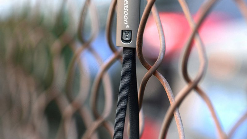 Keychain Lightning Cable by VEASOON