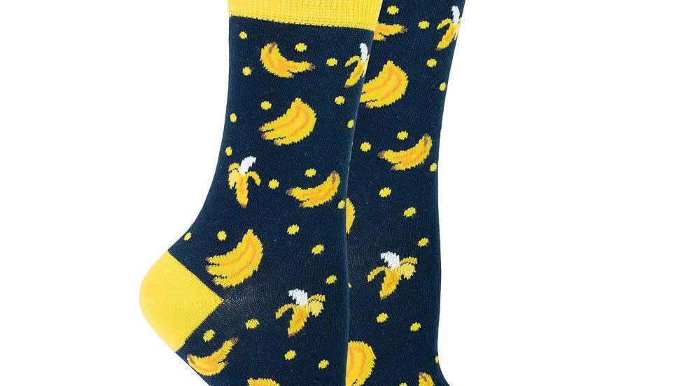 Women's Banana Socks