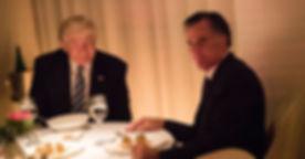 Donald-Trump-and-Mitt-Romney-via-Drew-An