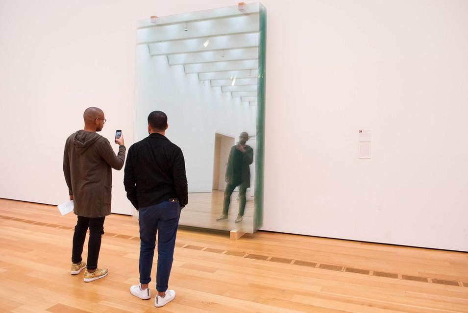 Gerhard Richter, 11 Panes, High Museum of Art