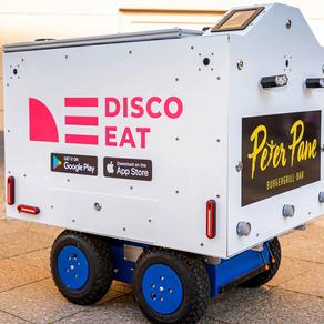 Burger mit dem Roboter statt Fahrrad: Test von Peter Pane in Mitte