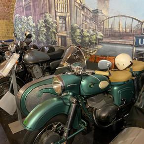 DDR Museum wird um eine dauerhafte Motorrad-Ausstellung erweitert