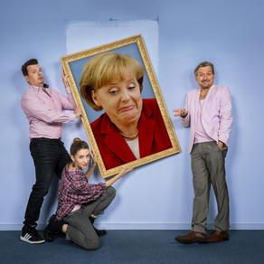Deutschland in den Wechseljahren - Premiere am 10. September 2021            in der DISTEL