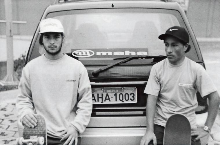 Marcelo Kosake & Carlos de Andrade