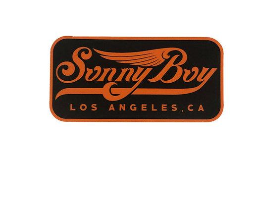 Sonny Boy Wing Vinyl Sticker