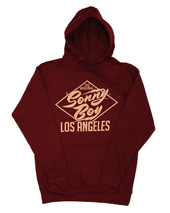 Electric Hooded Sweatshirt