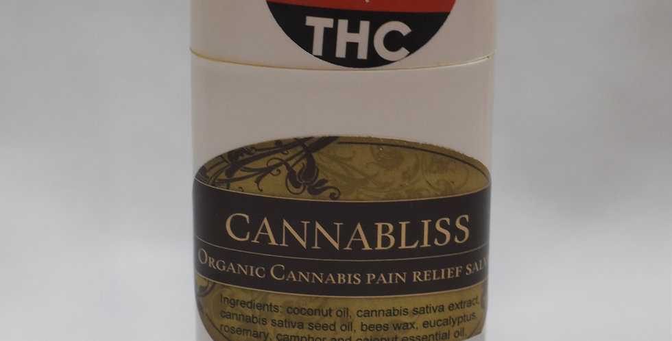 Organic Pain Relief Salve 300mg