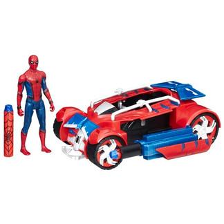 ¡¡HASBRO REVELA FIGURAS DE SPIDER-MAN: HOMECOMING!!