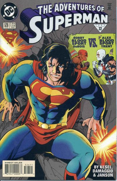 The Adventures of Superman #526