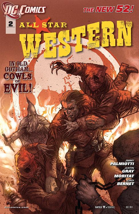 All Star Western #2