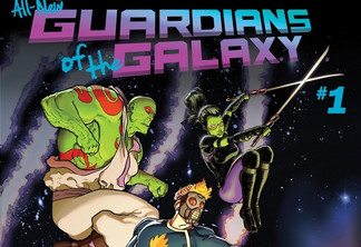 ¡¡MARVEL ANUNCIA ALL NEW GUARDIANS OF THE GALAXY!!