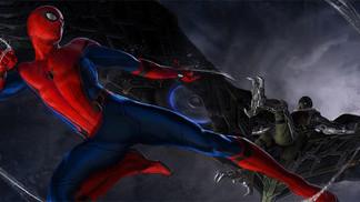 SPIDER-MAN: HOMECOMING PRESENTA TRAILER ESTE VIERNES