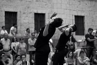 salida de emergencia danza contemporánea