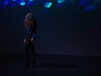 glitter danza contemporánea