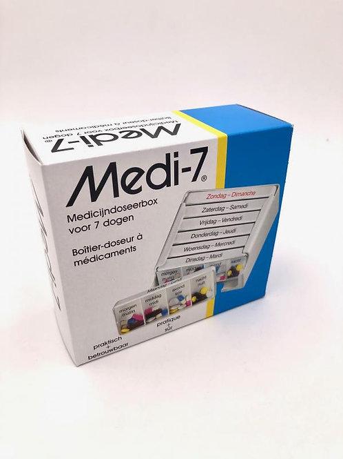 Semainier Medi-7