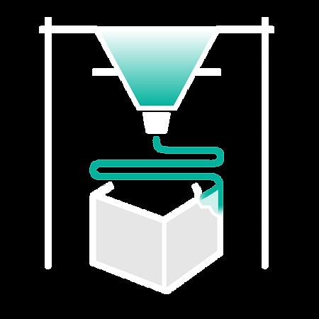 3D Flo(w) logo