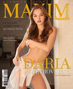 MAXIM couverture Daria FR.jpg