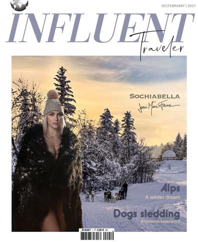 SOCHIA BELLA COVER GIRL INFLUENT TRAVELER