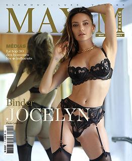 MAXIM couverture Jocelyn Binder FR.jpg