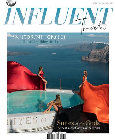 COVER GIRLS INFLUENT TRAVELER