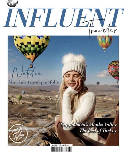 NATALEE COVER GIRL INFLUENT TRAVELER