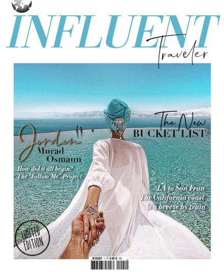 COVER GIRL INFLUENT TRAVELER