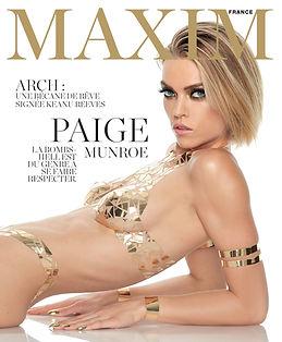 MAXIM Paige Munroe-cover.jpg