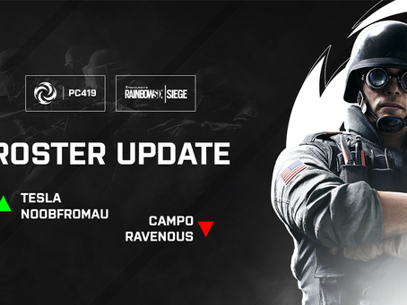 PC419 Rainbow Six Roster Update