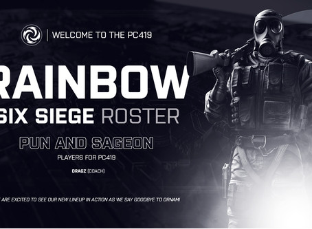 R6 - Farewell Ornami, Welcome Sageon, Dragz & Punisher