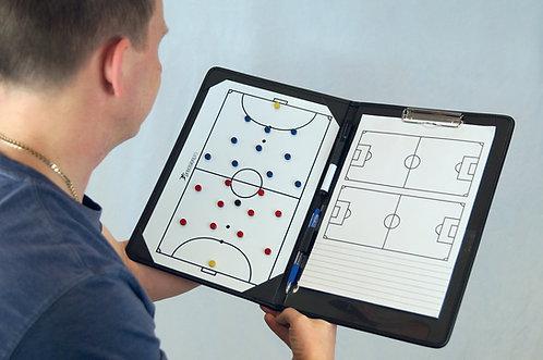 Precision Pro Futsal Coaches Tactic Folder