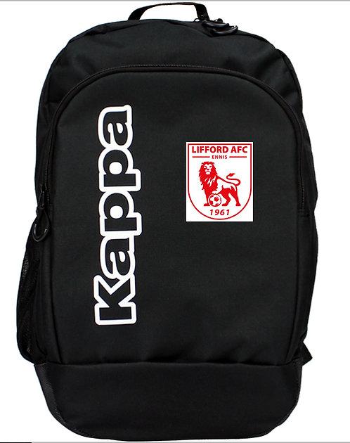 KAPPA BACK PACK Lifford AFC