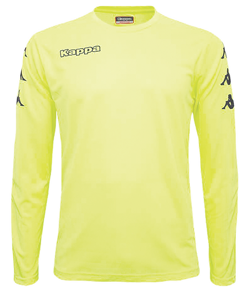 GOALKEEPER JERSEY FLUO YELLOW